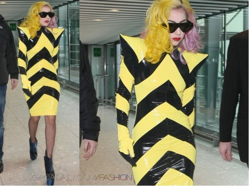 gaga-jeff-bryant-yellow-black-dress1