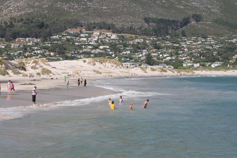 Houtbay Beach